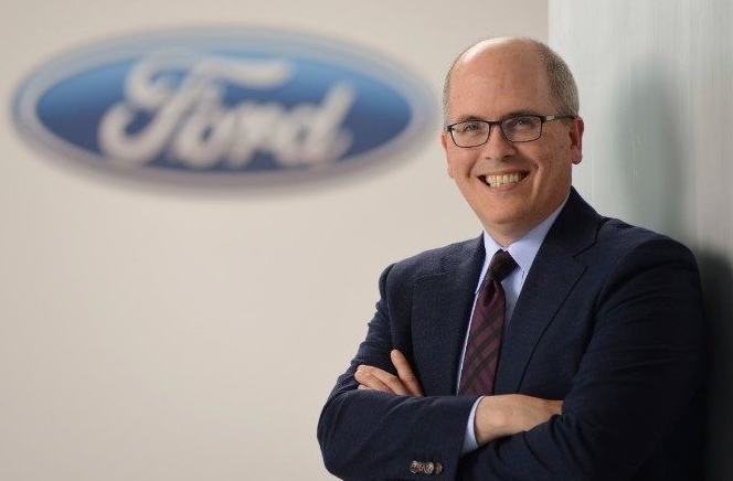 Q&A with Ford Motor Company's Paul Ballew, Vice President and Global Chief Data & Analytics Officer