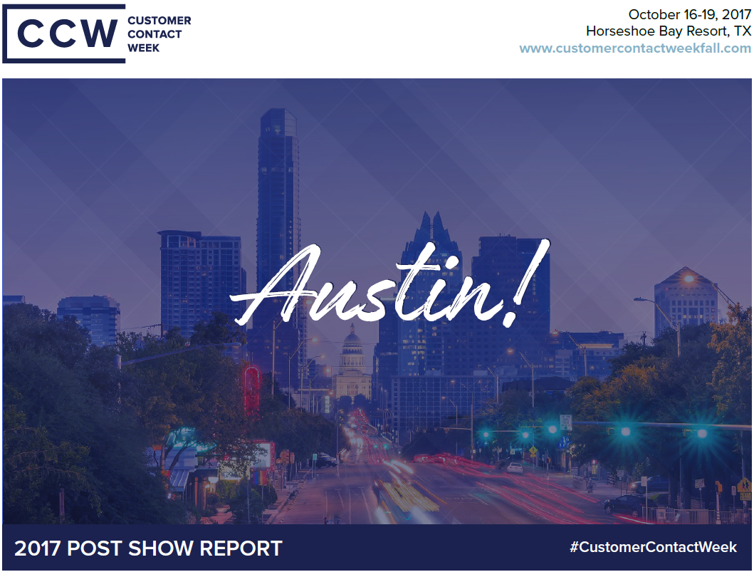CCW Austin 2017 Post Show Report