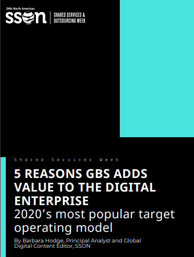 5 Reasons GBS Adds Value to the Digital Enterprise