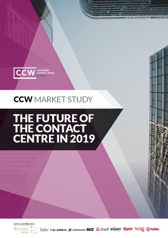 The Future of Contact Centre in 2019