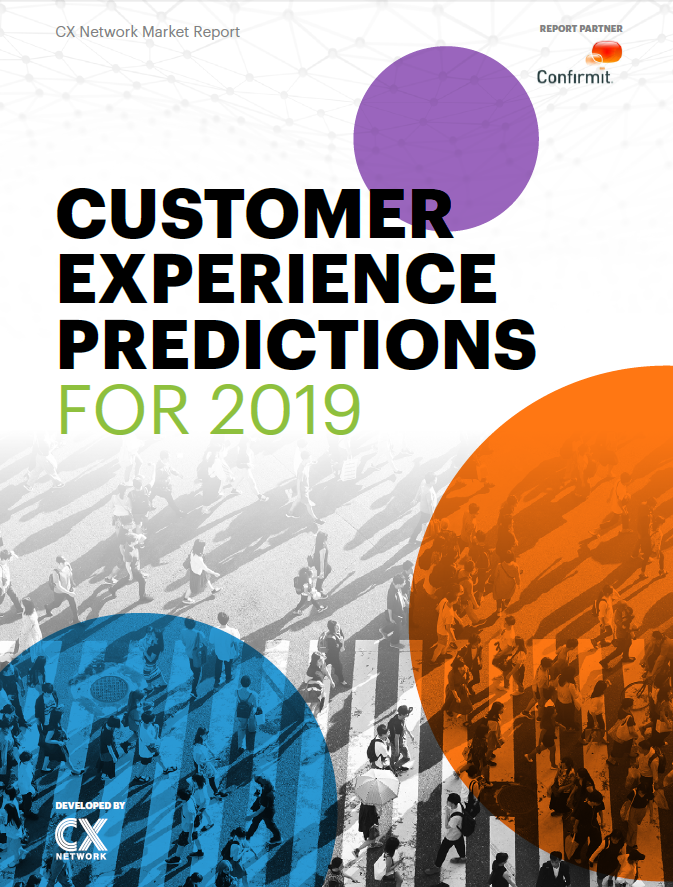 Customer Experience Predictions for 2019