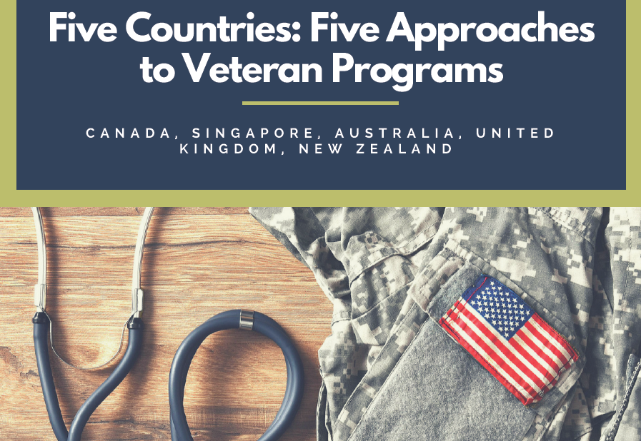 Five Countries, Five Approaches to Veteran Care