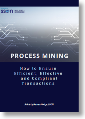 Partner Content - Free SSOW Report on Process Mining: How to Ensure Efficient, Effective and Compliant Transactions