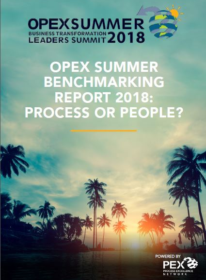 OPEX Summer 2018 - Benchmarking Report