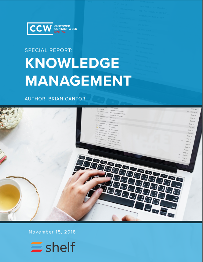 Special Report: Knowledge Management