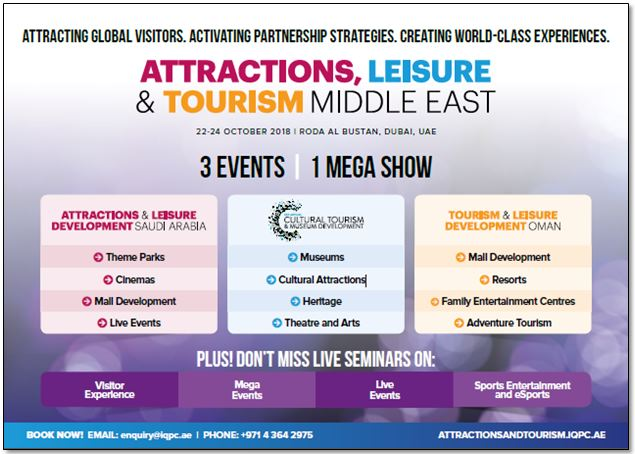 Attractions, Leisure and Tourism Middle East - Brochure