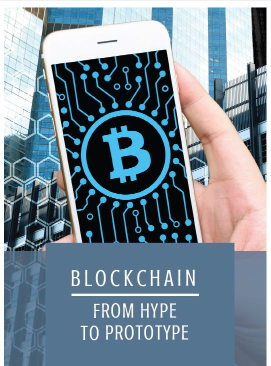 Blockchain: From hype to prototype