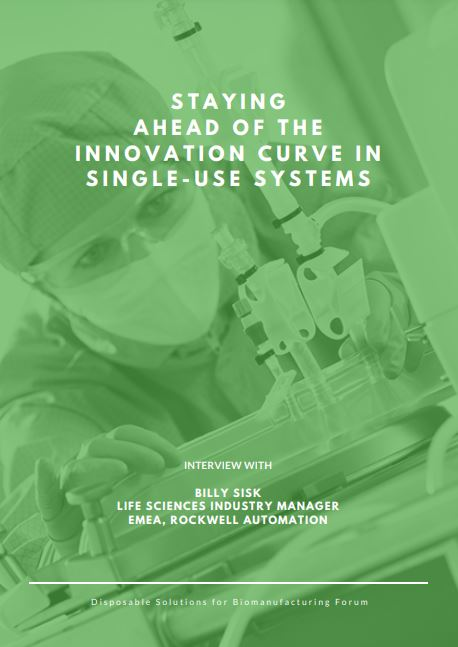Staying Ahead of the Innovation Curve with Single-Use Systems
