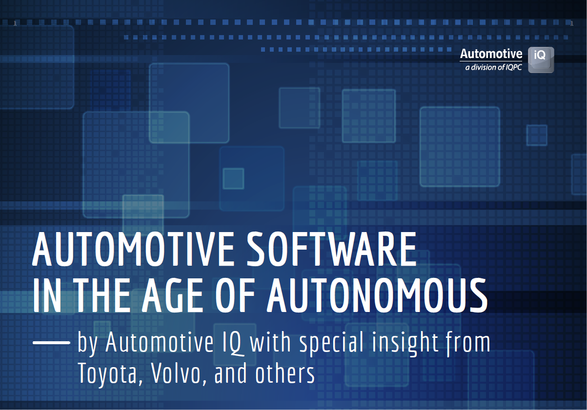 Automotive Software in the Age of Autonomous