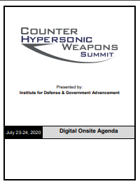 Counter Hypersonic Weapons Online Agenda