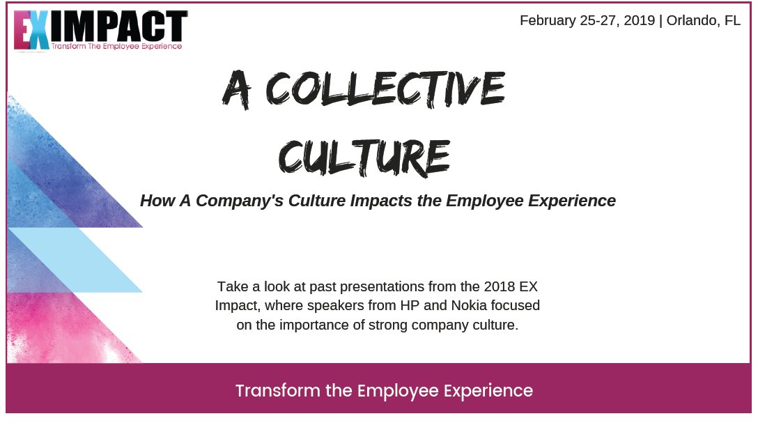 A Collective Culture: How HP and Nokia Built Thriving Company Cultures