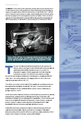 Partner Content - ISO 26262 Semiconductors: Free Article (Limited Time)