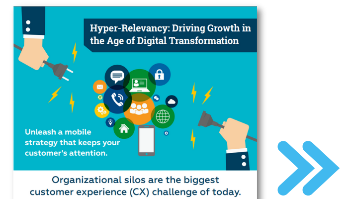 [Infographic] Syniverse: Hyper-Relevancy: Driving Growth in the Age of Digital Transformation