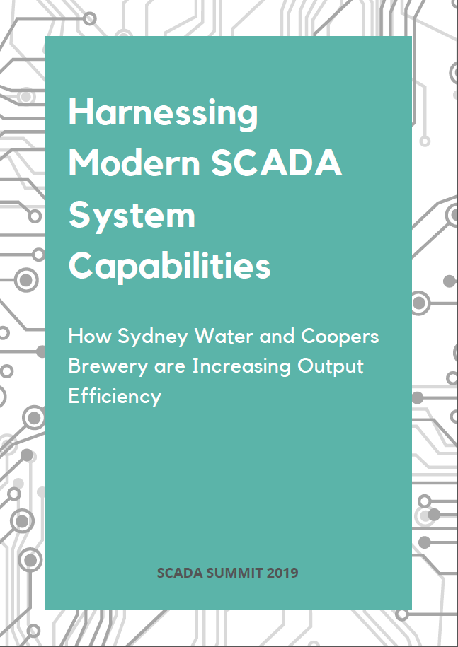 [Coopers Brewery & Sydney Water] Harnessing Modern SCADA System Capabilities to Increasing Output Efficiency