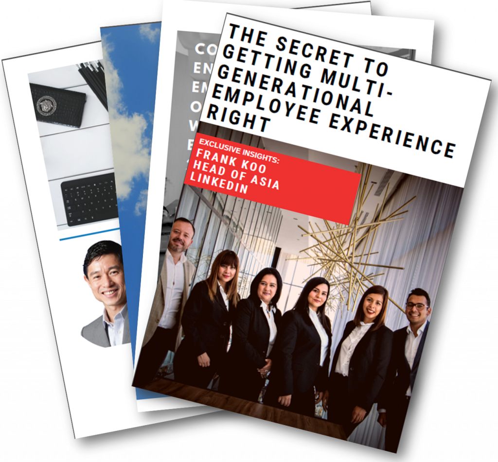 Exclusive Insights from LinkedIn: The Secret to getting Multi-Generational Employee Experience Right