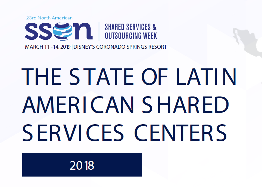 State of the Latin American Shared Services Center
