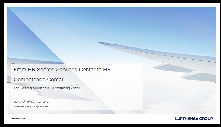 Präsentation: Herausforderungen internationaler Strukturen für ein HR Shared Service Center