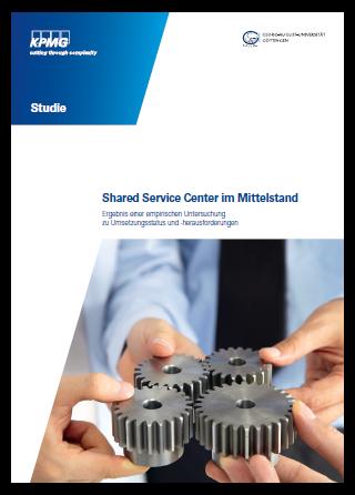 Studie: Shared Service Center im Mittelstand - Ergebnisse einer empirischen Untersuchung