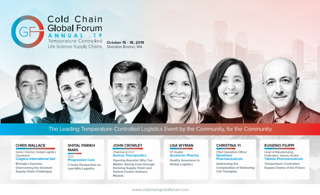 Cold Chain Global Forum Event Guide