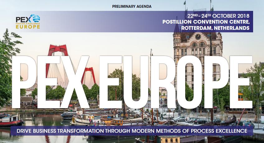 PEX Europe 2018 - Preliminary Agenda