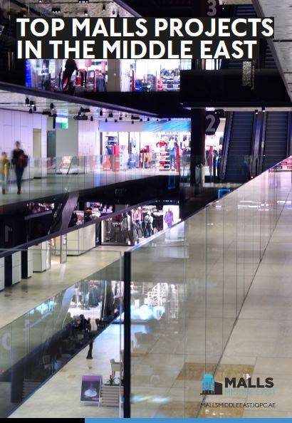Top malls projects in the Middle East