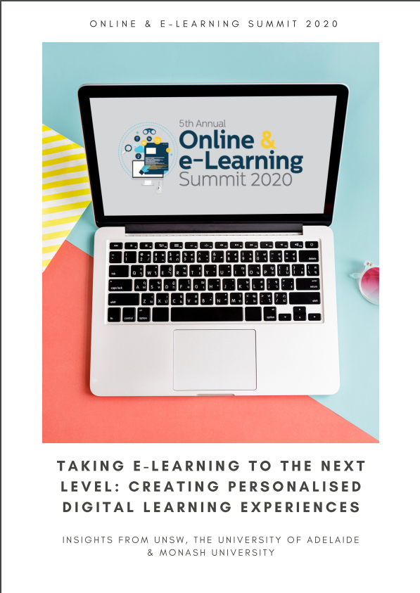 Taking eLearning to the Next Level: Creating Personalised Digital Learning Experiences