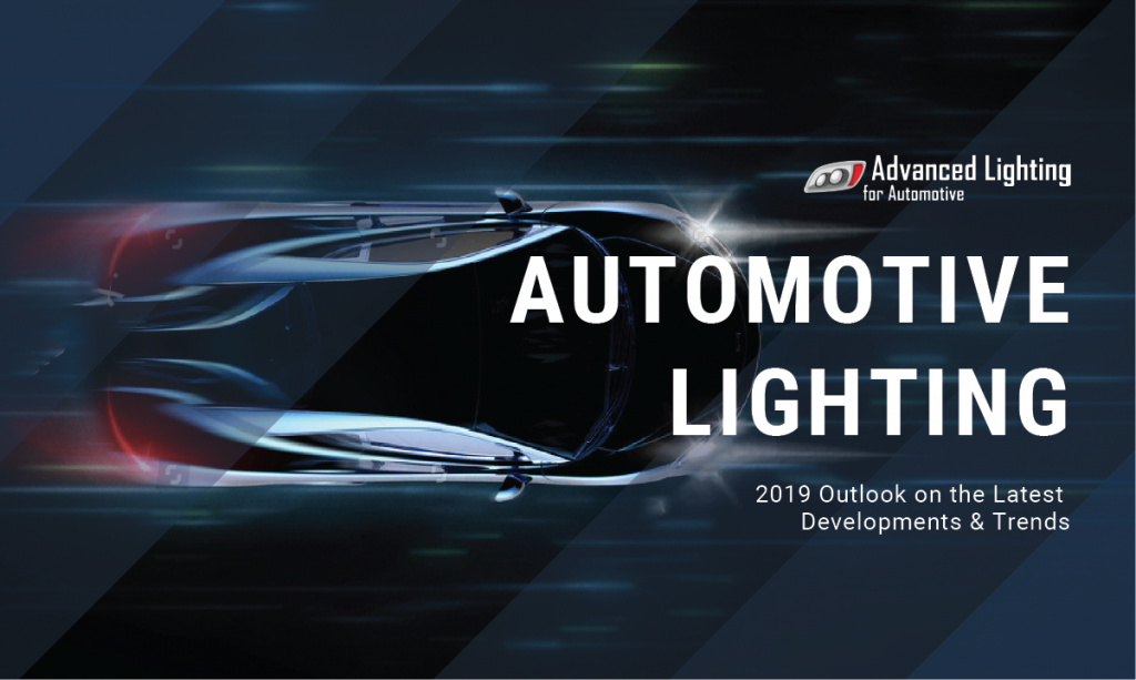 A 2019 Outlook on the Latest Developments & Trends Within Automotive Lighting