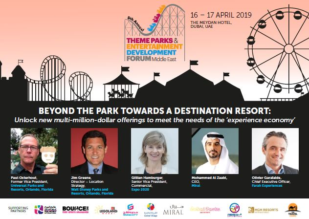 Brochure: 5th Annual Theme Parks & Entertainment Development Forum Middle East