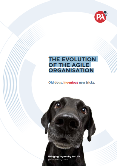 Research report: The evolution of the agile organisation