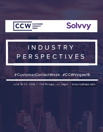 Industry Perspectives: Solvvy