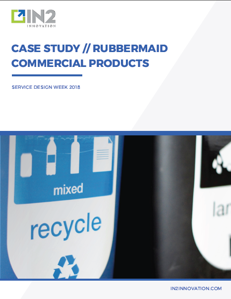 Case Study: Rubbermaid Commercial Products