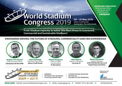 View Your Full Event Outline - World Stadium Congress 2019