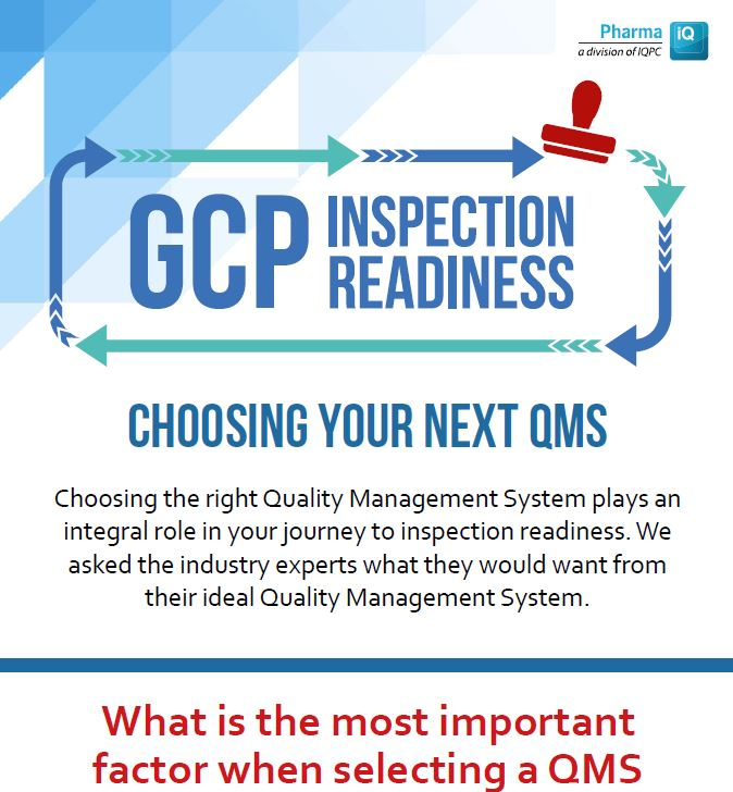 Infographic Survey: Choosing Your Next QMS
