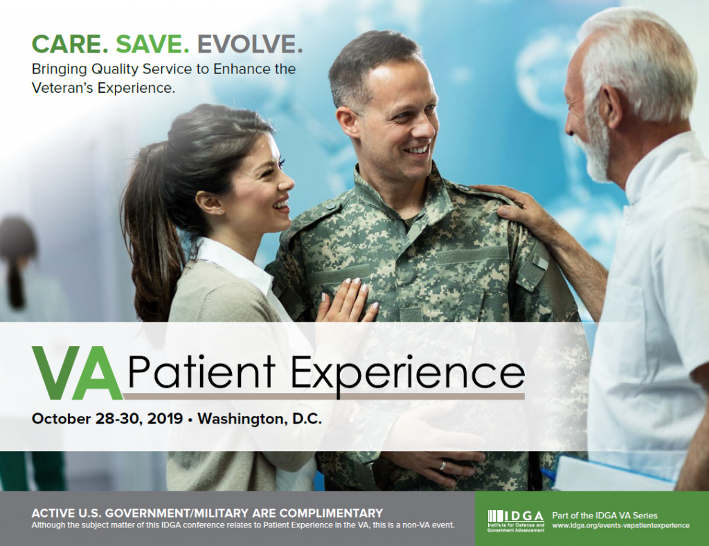 VA Patient Experience Official Agenda
