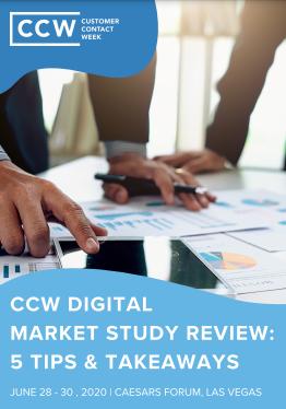 CCW Digital Market Study Review: 5 Tips & Takeaways