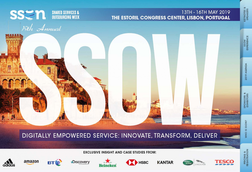 19th Annual Shared Services and Outsourcing Week Full Event Programme