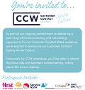 Customer Contact Sydney Winter Edition