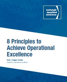 8 Principles to Achieve Operational Excellence