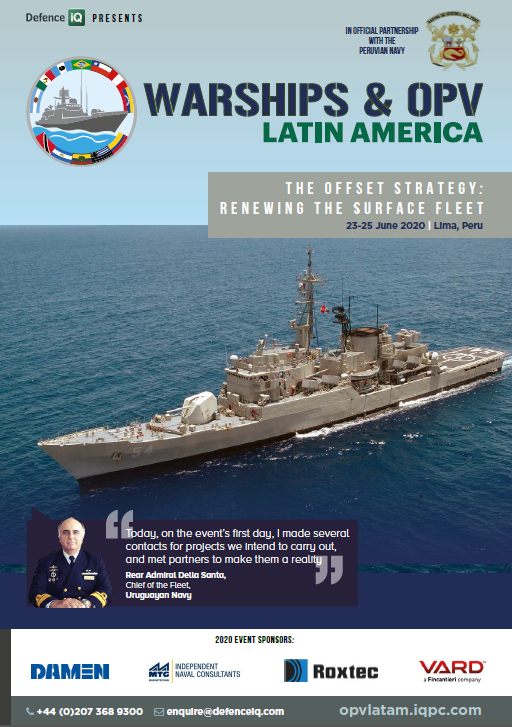 2020 Agenda- Warships & OPV Latin America