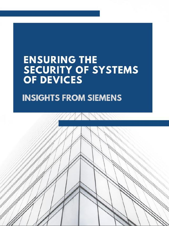 Ensuring the Security of Systems of Devices