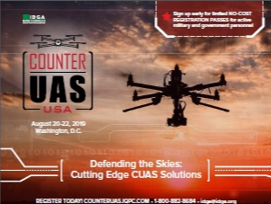 Counter UAS Summer 2019 Event Guide