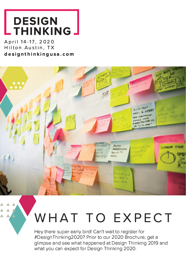 Design Thinking 2020: What to Expect