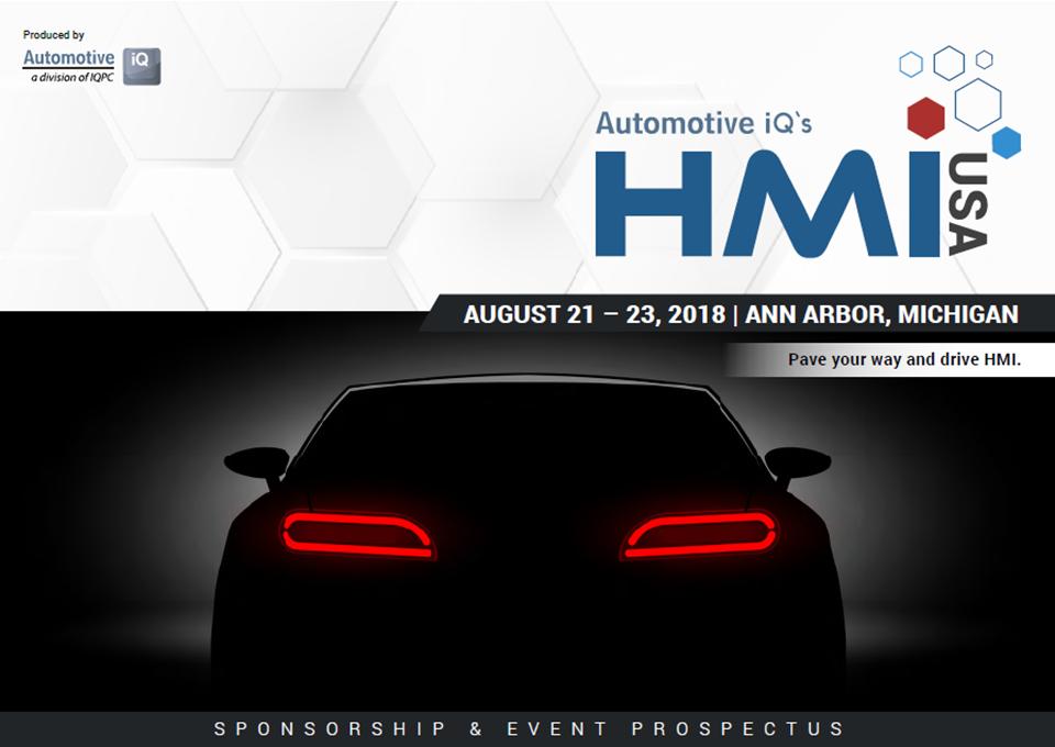 Event Prospectus: HMI USA 2018