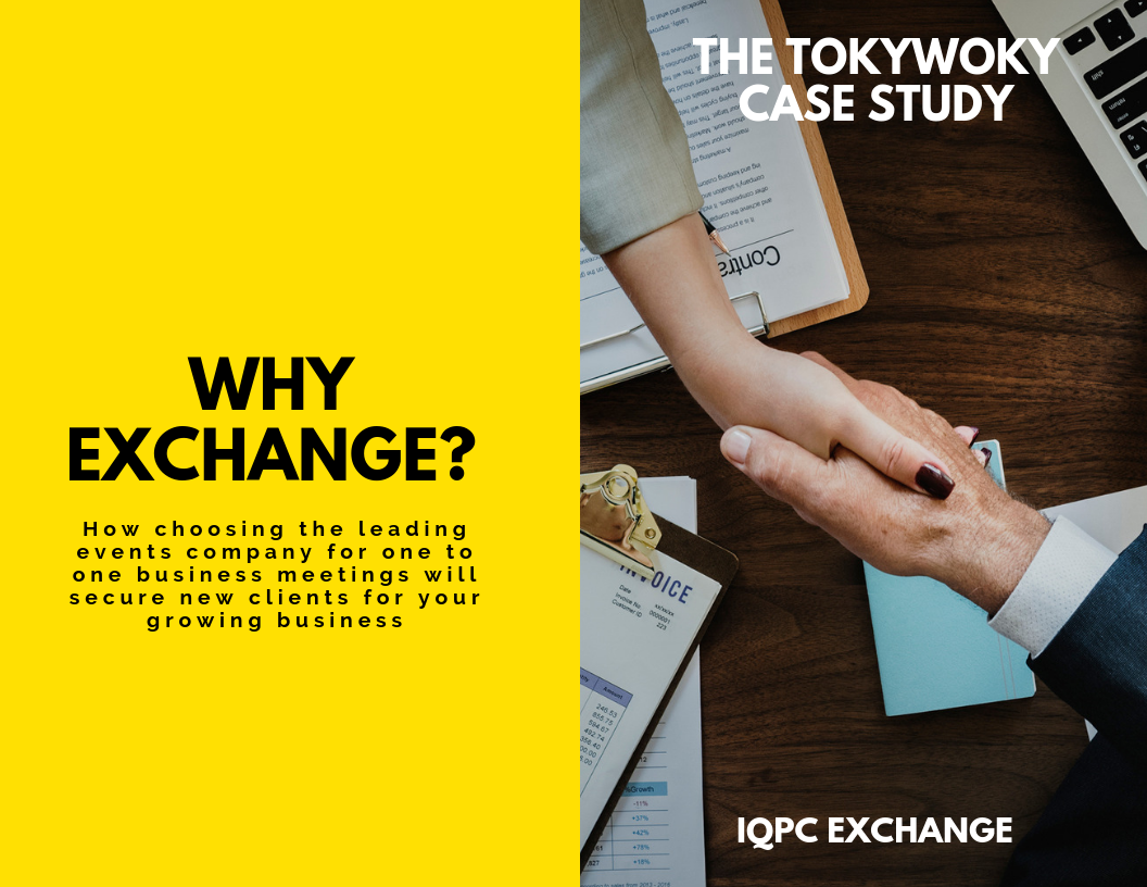 Why The IQPC Exchange?