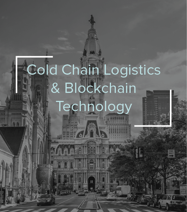 Blockchain in Pharma & Cold Chain Logistics