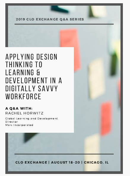 Exclusive Q&A: Applying Design Thinking to L&D in a Digitally Savvy Workforce