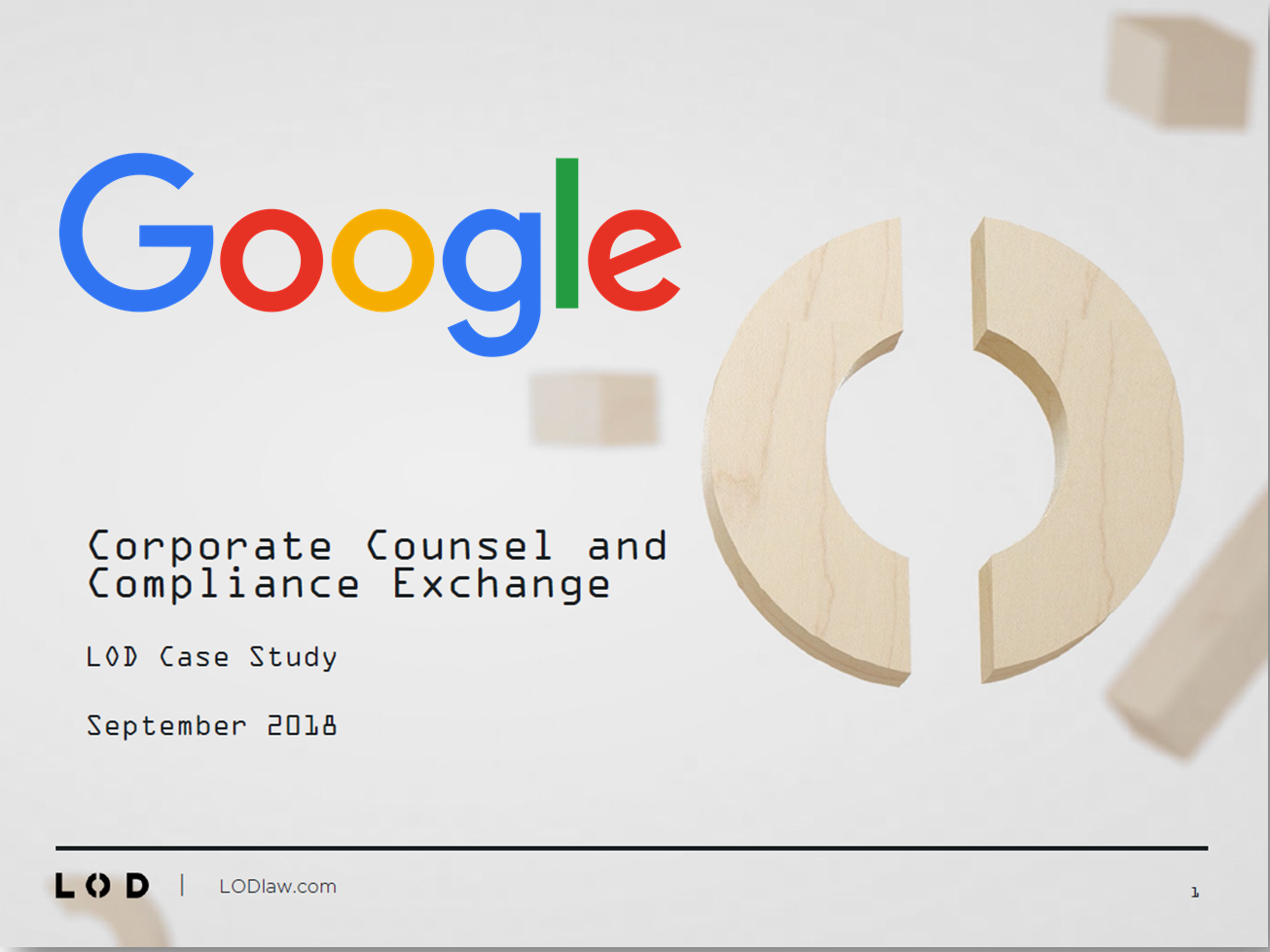 Lawyers On Demand Google Case Study