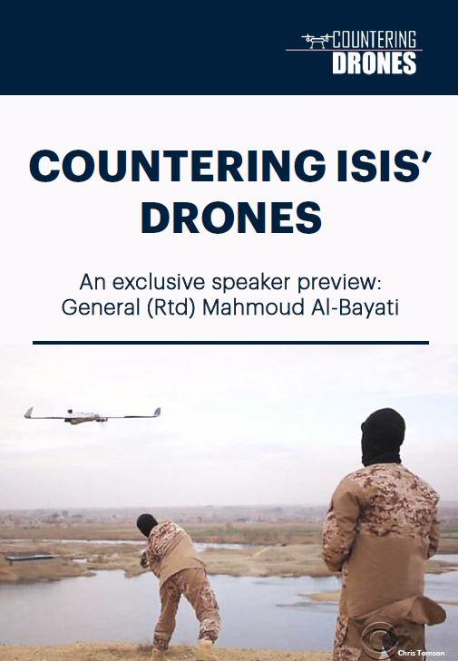 Countering ISIS' Drones