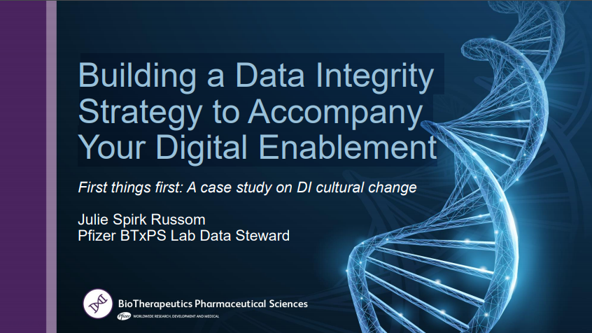 Building a Data Integrity Strategy to Accompany Your Digital Enablement