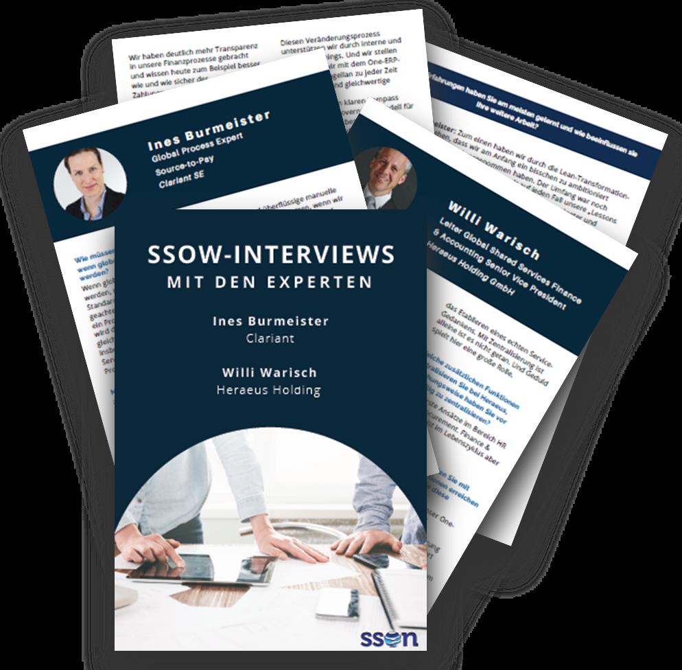FSSC Experten Interviews